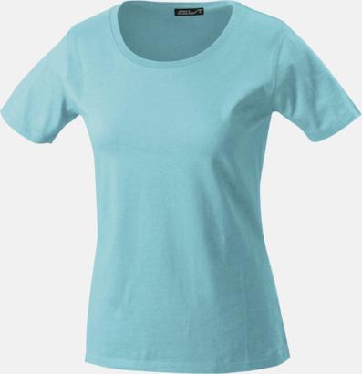 Mint T-shirtar av kvalitetsbomull med eget tryck