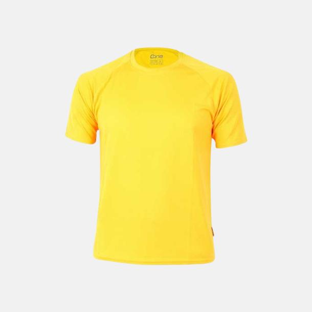 Gold yellow Funktioner i alla tänkbara färger - med reklamtryck