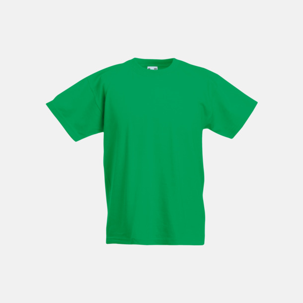 Kelly Green T-shirt barn - Valueweigth barn t-shirt