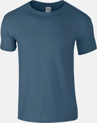 Indigo Blue Billiga t-shirts med tryck