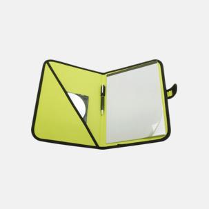 Färgglada konferensmappar med eget tryck