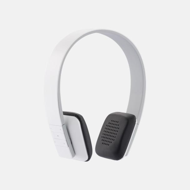 Vit Trådlösa högtalare med tryck