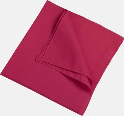Rosa (scarf) Bandanas i två varianter med reklambrodyr