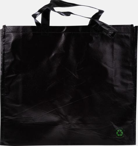Shoppingbagar med korta handtag - med tryck