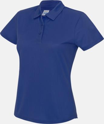 Royal Blue Dampikétröjor i många färger - med reklamtryck