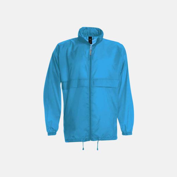 Atoll (unisex) Vind- och vattentäta jackor för dam, herr och barn - med tryck