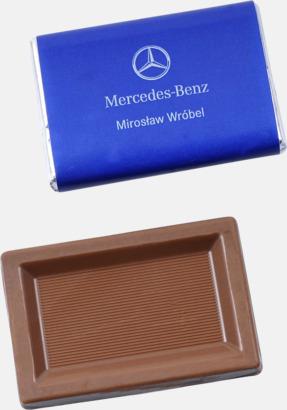 Chokladkort med tryck