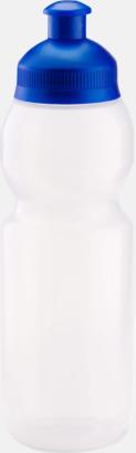 Transparent (300 ml) Bulb-vattenflaskor i 4 storlekar med digitaltryck