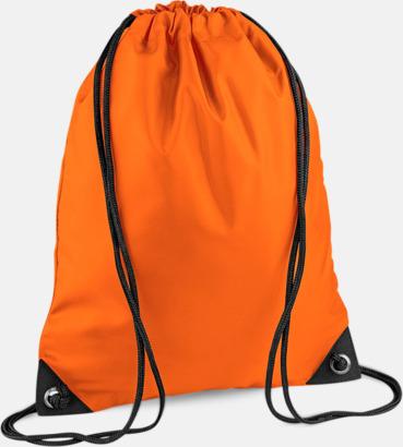 Orange Påsar i mängder av färger - Påsar med reklamtryck