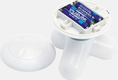 Batteridriven masserare med reklamtryck