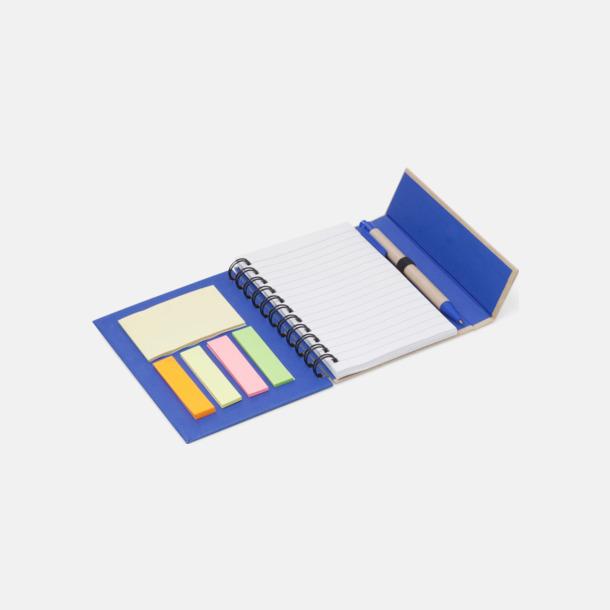 Anteckningsblock och notisblock med markeringslappar