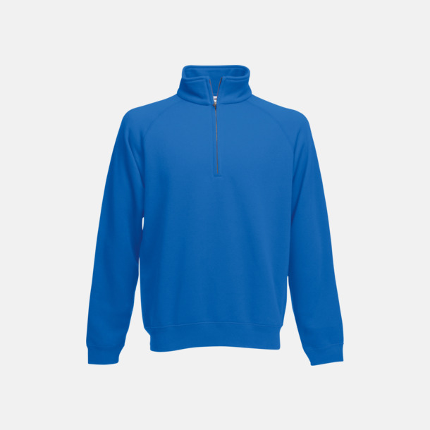 Royal Blue Sweatshirt med tryck