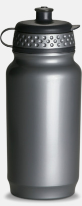 Metallic Fin gymflaska med eget tryck