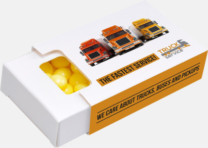 Standard Tablettboxar i 2 storlekar - med reklamtryck