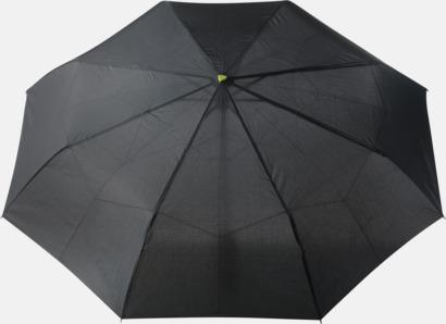 Ekologiska paraplyer i återvunnet material
