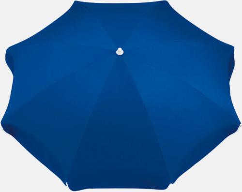 Blå Parasoller med eget tryck