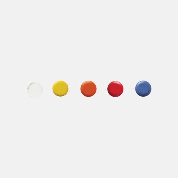 Standardfärger Chokladlinser i blisterpack och förpackning med reklamtryck