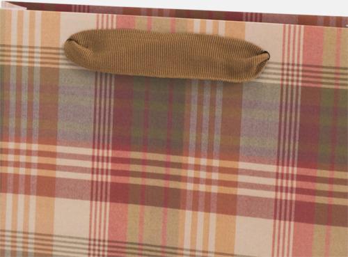 Grosgrain ribbon Vinpåsar med egen design och reklamtryck