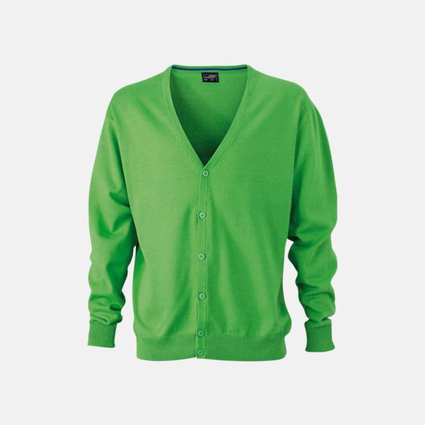 Grön Herrmode med eget tryck