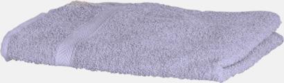 Lilac Exklusiva handdukar med egen brodyr