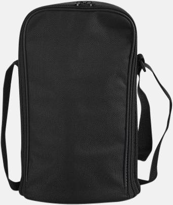 Väska med termos och två muggar för picknicken - med reklamtryck