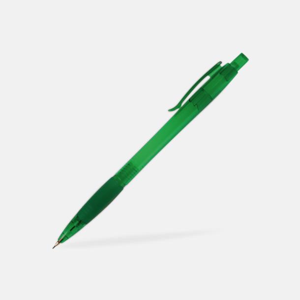 Grön Fräscht färgglad stiftpenna med tryck