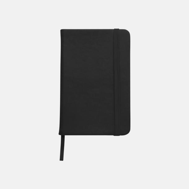 Svart Färgrika A6-anteckningsböcker med tryck