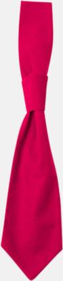 Magenta (slips) Ready-to-wear slipsar och kravatter med eget tryck