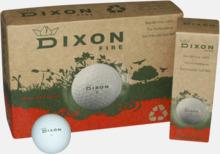 Dixon Fire - Tourboll med tryck