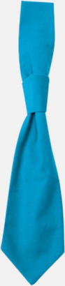 Turkos (slips) Ready-to-wear slipsar och kravatter med eget tryck