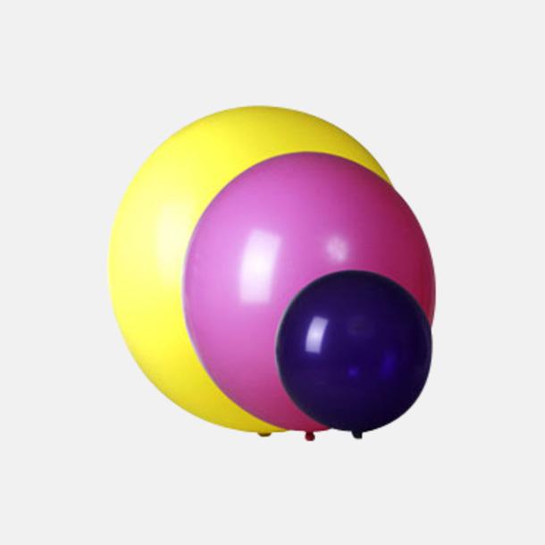 Stora jätteballonger med eget reklamtryck från oss på Medtryck