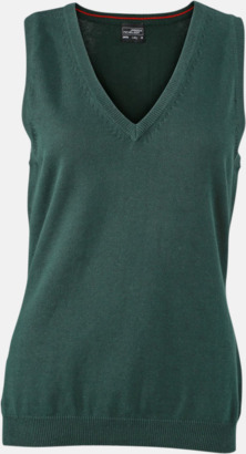 Forest Green Pullovers med eget tryck