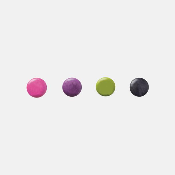 Extra färger (se tillval) Chokladlinser i blisterpack och förpackning med reklamtryck