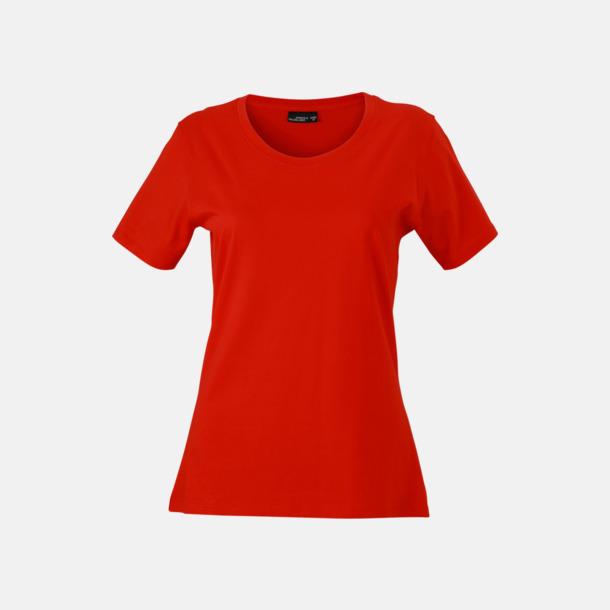 Tomato T-shirtar av kvalitetsbomull med eget tryck