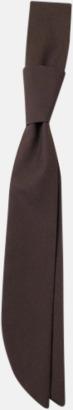 Chocolate (kravatt) Ready-to-wear slipsar och kravatter med eget tryck