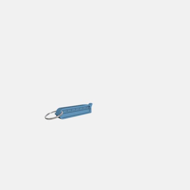 Blå (70 mm) Påsklämmor med sprängring