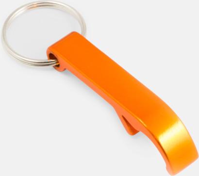 Orange Alupop med egen logga