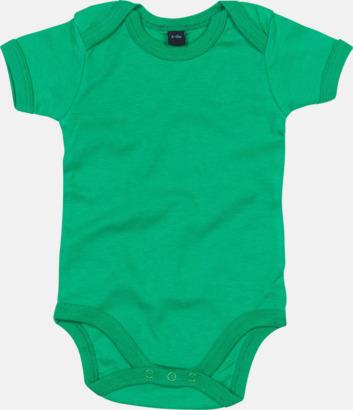 Kelly Green Profilkläder för de allra minsta med tryck
