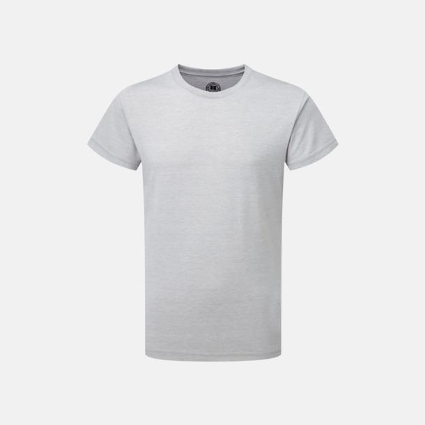 Silver Marl (pojke) Barn t-shirts i u- och v-hals med reklamtryck