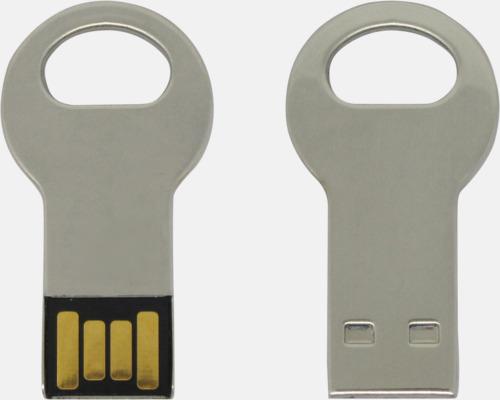 USB Mini Key med eget reklamtryck eller gravyr