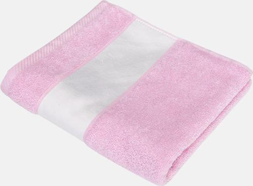 Baby Rose Handdukar i flera storlekar - med sublimeringstryck