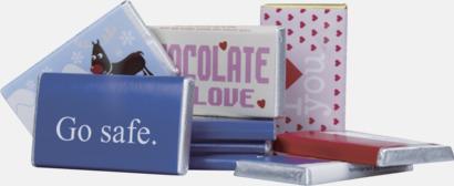 CMYK-tryck Liten chokladkaka
