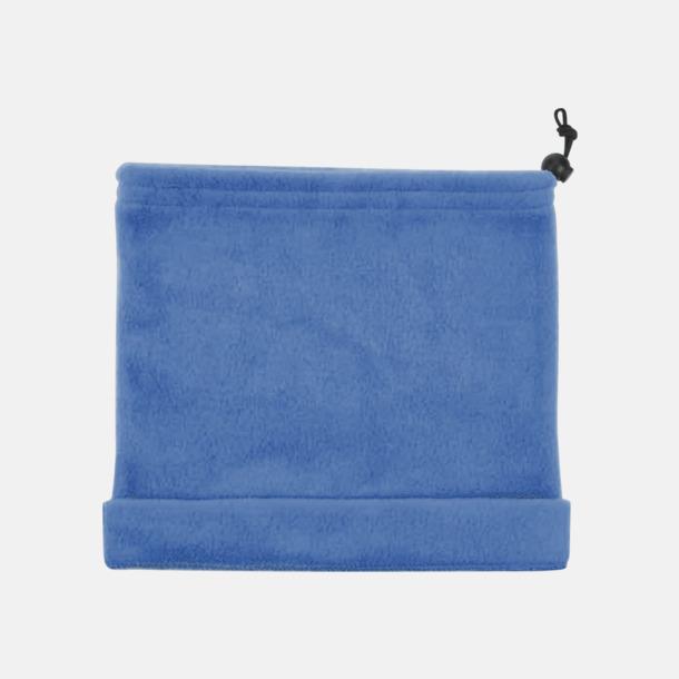Royal Blue Halsdukar med brodyr