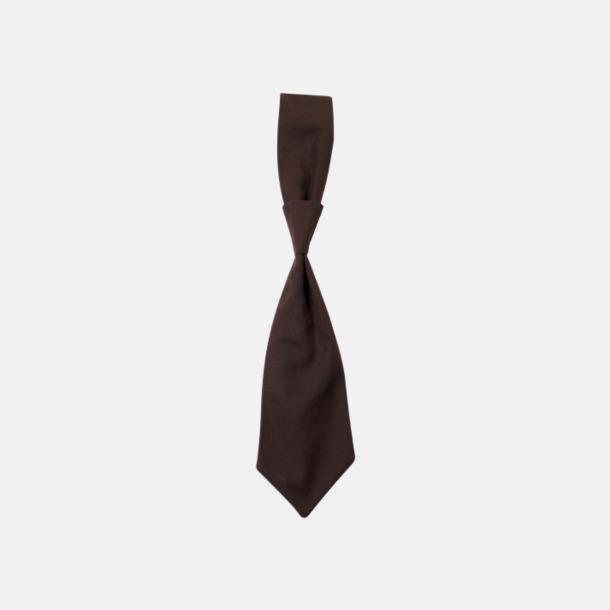 Chocolate (slips) Ready-to-wear slipsar och kravatter med eget tryck