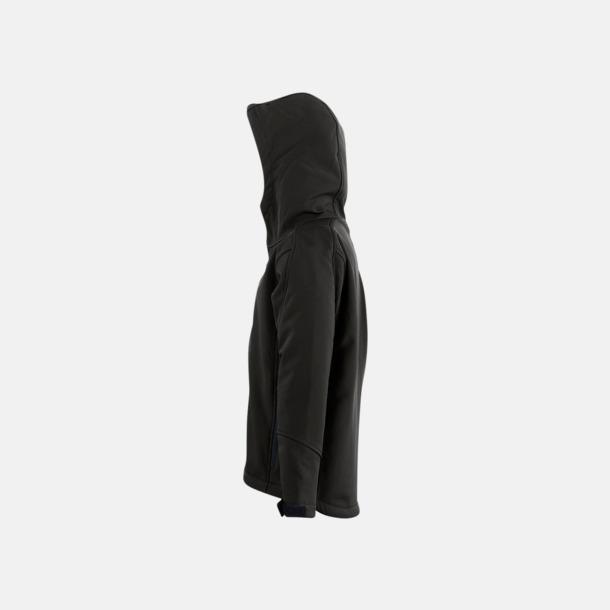 Softshell jackor i herr-, dam- & barnmodell med reklamtryck