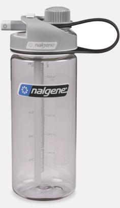 Transparent Vattenflaska med multidinklock