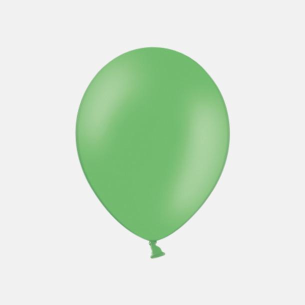 Bright Green 135 (PMS 347) Ballonger med tryck