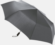 Stormsäkert kompaktparaply med eget tryck
