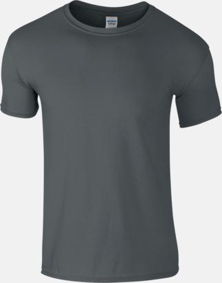 Charcoal Billiga t-shirts med tryck