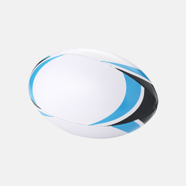 Rugbybollar med reklamtryck